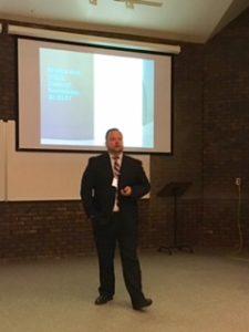 Steve Joncas' Presentation